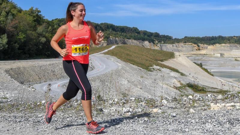 Louise jest Belgijką, ma nakoncie kilka startów w triathlonie na różnych dystansach, w Gdańsku zadebiutuje w maratonie