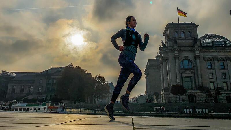 Joyce pochodzi z Berlina. Gdańsk Maraton będzie piątym startem na królewskim dystansie