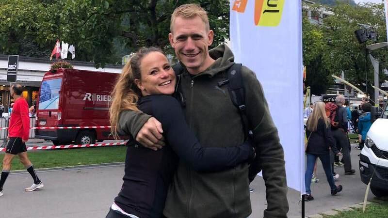 Debbie iMark pochodzą z Królestwa Niderlandów (Holandia), są doświadczonymi biegaczami