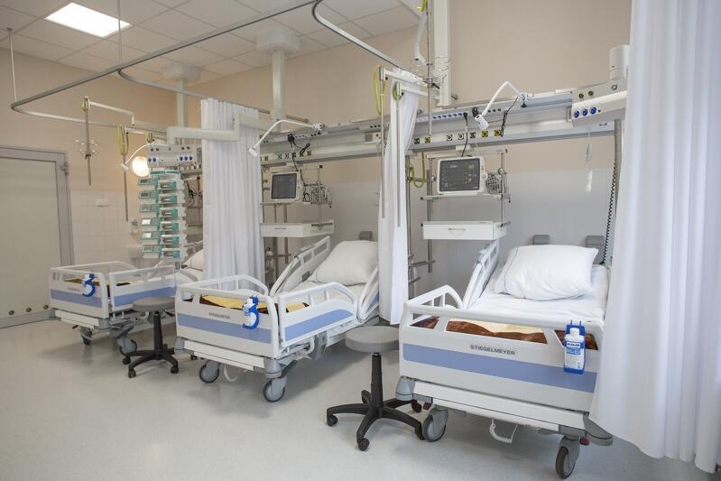 Tzw. szpital zakaźny w Gdańsku Aniołkach zabezpieczył 26 łóżek dla ewentualnych pacjentów zarażonych koronawirusem