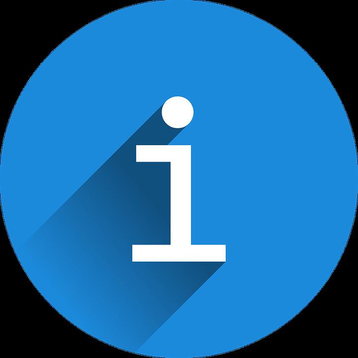 Info. Pixabay