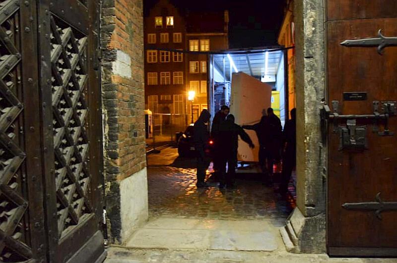 Transport do Gdańska z Berlina był możliwy po spełnieniu rygorystycznych norm sanitarnych