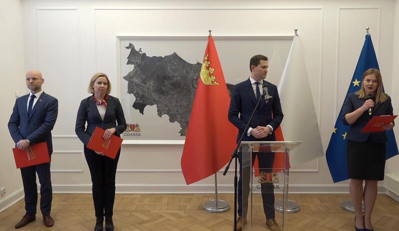 Władze Gdańska przedstawiają Pakiet Wsparcia Przedsiębiorców
