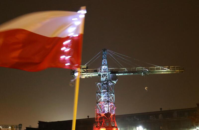 Tereny i zabudowania dawnej Stoczni Gdańskiej są dziś ikoną miasta