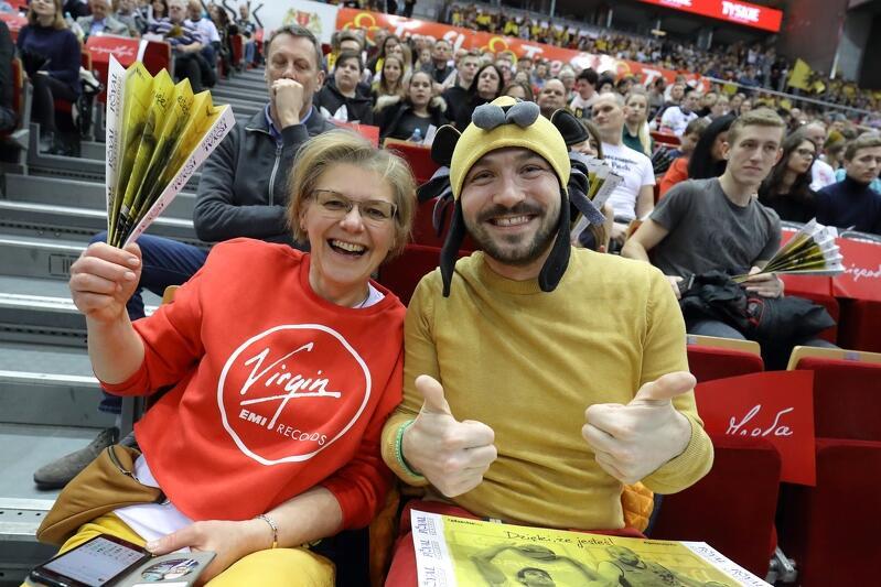 Kibice siatkarzy Trefla Gdańsk w tym sezonie mogą być zadowoleni ze swoich ulubieńców, którzy awansowali do turnieju Final Four Pucharu Polski a w PlusLidze zajmują wysokie piąte miejsce