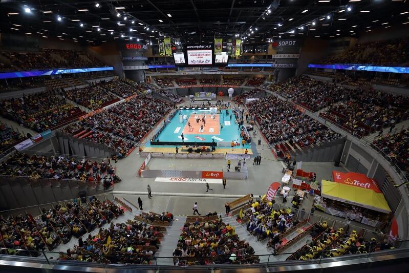 Mecz Trefla Gdańsk w Ergo Arenie z Cuprum Lubin w piątek, 14 lutego, obejrzało 9 980 widzów. Większość to dzieci ze 125 pomorskich szkół, w których uczy się języka kaszubskiego