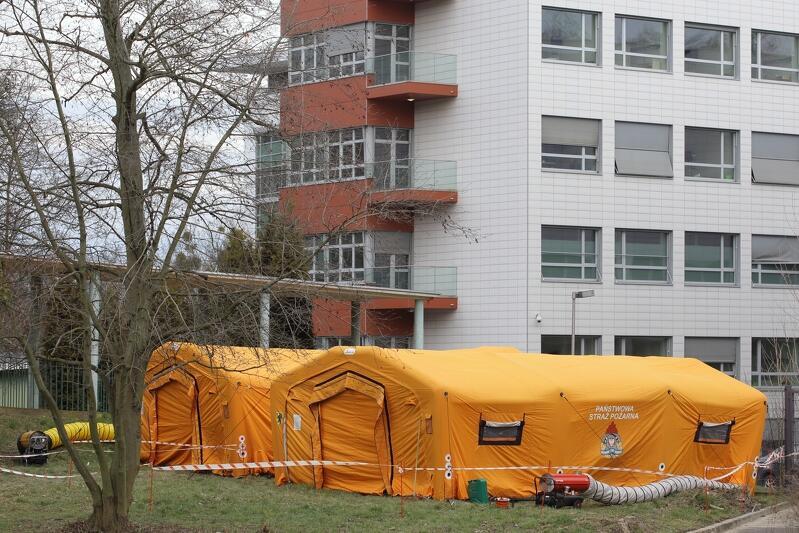 Pomorskie Centrum Chorób Zakaźnych w Gdańsku to szpital