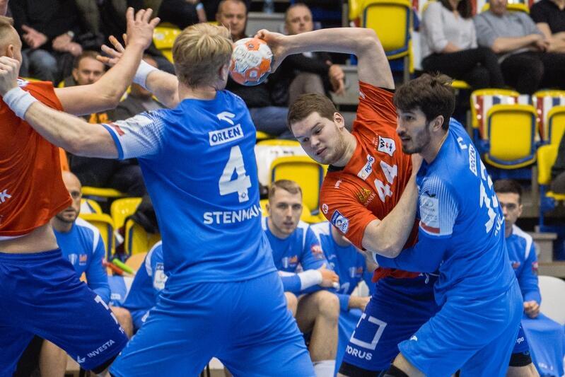 Piłkarze ręczni Torus Wybrzeże w marcu podejmowali Orlen Wisłę Płock