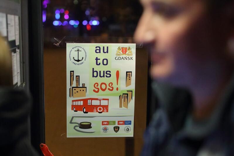Autobus SOS, inauguracja sezonu 3, 11 listopada 2019 r.