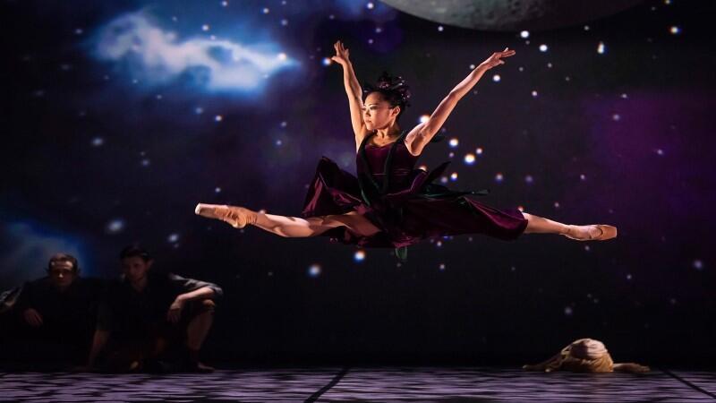 Sen nocy letniej Felixa Mendelssohna-Bartholdy'ego w choreografii i reżyserii Graya Veredona