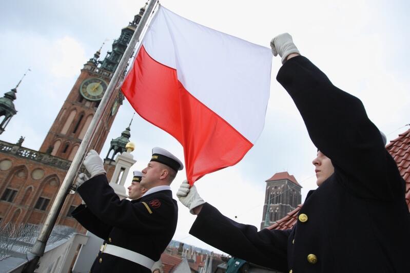 Obchody powrotu Gdańska do macierzy w 2016 r. odbyły się pod Dworem Artusa w dniu 29 marca