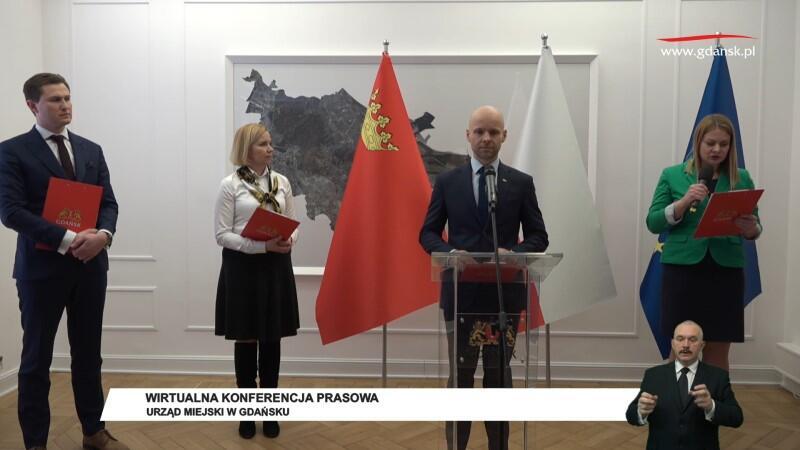 - Chcielibyśmy zapewnić państwa, że opracowujemy działania ratunkowe i nie zostaniecie pozostawieni sami sobie - powiedział ludiom kultury Alan Aleksandrowicz, zastępca miasta Gdańska ds. inwestycji