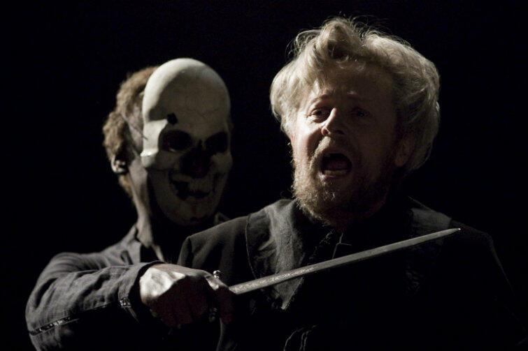 Czarna maska w Operze Bałtyckiej. Premiera - marzec 2016 roku