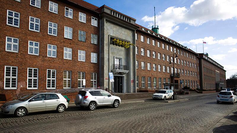 Budynek Urzędu Marszałkowskiego w Gdańsku