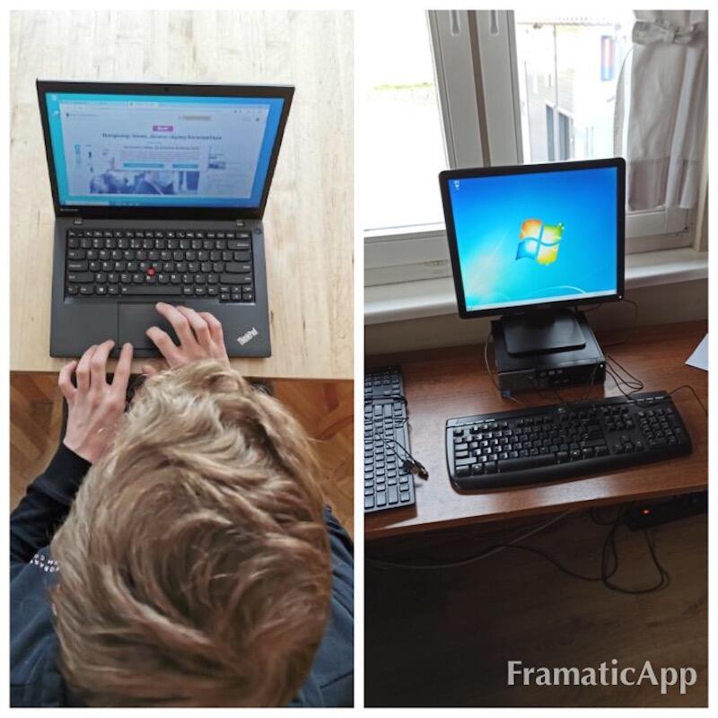 40 stacjonarnych i 10 laptopów - tyle komputerów podarowały firmy Lpp i PwC dla podopiecznych Domów dla Dzieci, by bez stresu mogli uczyć się on-line w czasie pandemii koronawirusa