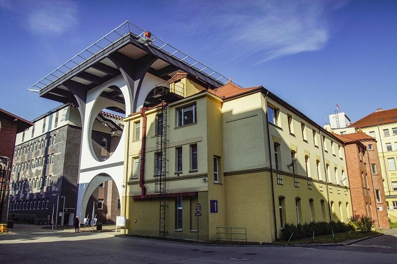 Szpital im. Kopernika w Gdańsku, jeden z kilku z Pomorza, który publikuje swoje potrzeby na stronie Wsparcie dla Szpitala
