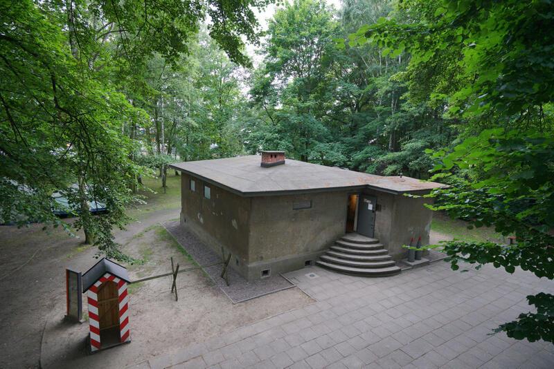 Westerplatte Wartownia nr 1