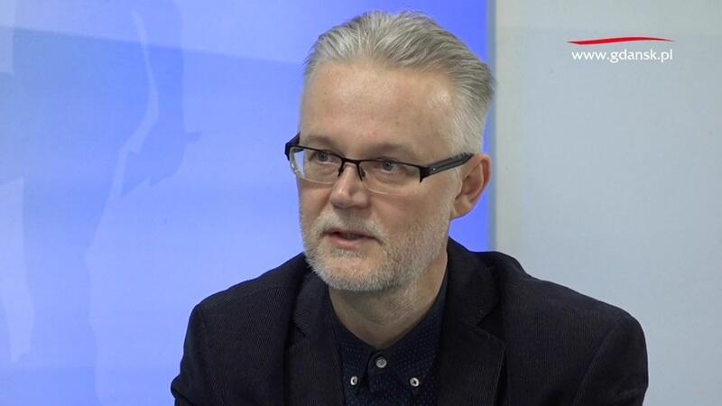 Tadeusz Jędrzejczyk, dyrektor Departamentu Zdrowia Urzędu Marszałkowskiego. Na zdjęciu w pierwszej połowie marca w naszym studio podczas programu Wszystkie Strony Miasta