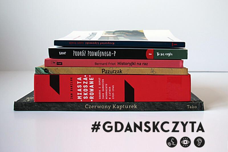 #gdanskczyta - to jedna z akcji trójmiejskich instytucji kultury, która uprzyjemni czas dzieciom i dorosłym zamkniętym w domach z powodu koronawirusa. #zostanwdomu i czytaj z aktorami wartościowe książki!