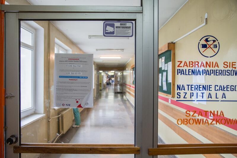 Szpital im. św. Wojciecha spółki Copernicus jest jednym z tych, które postanowiła wesprzeć Marta Ejsmont