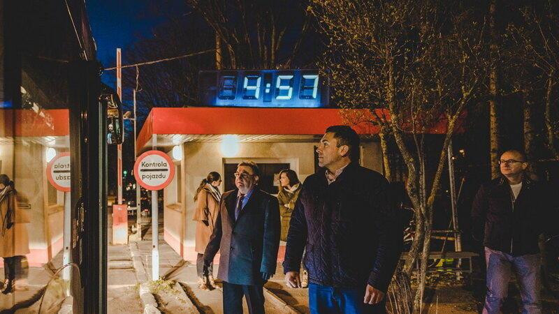 Piotr Borawski, zastępca prezydenta ds. przedsiębiorczości i ochrony klimatu, odwiedził zajezdnie autobusową i tramwajową. Podziękował kierowcom i motorniczym za ich ciężką pracę w tym trudnym czasie