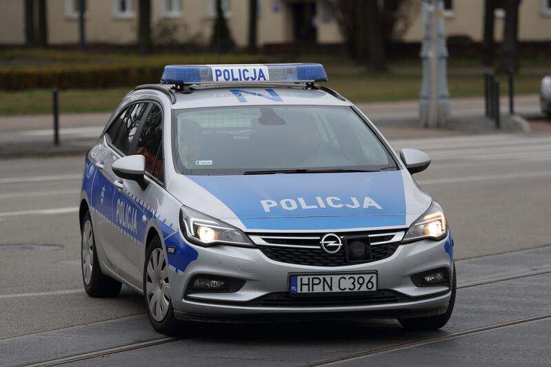 Blisko 300 policjantów patrolowało w te święta ulice Gdańska