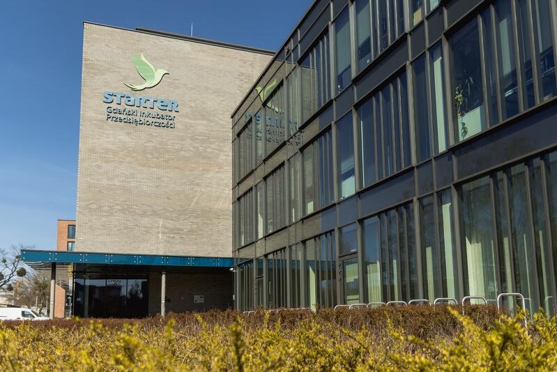 Siedziba Gdańskiego Inkubatora Przedsiębiorczości STARTER mieści się przy ul. Lęborskiej, dziś GIP działa oczywiście głównie zdalnie