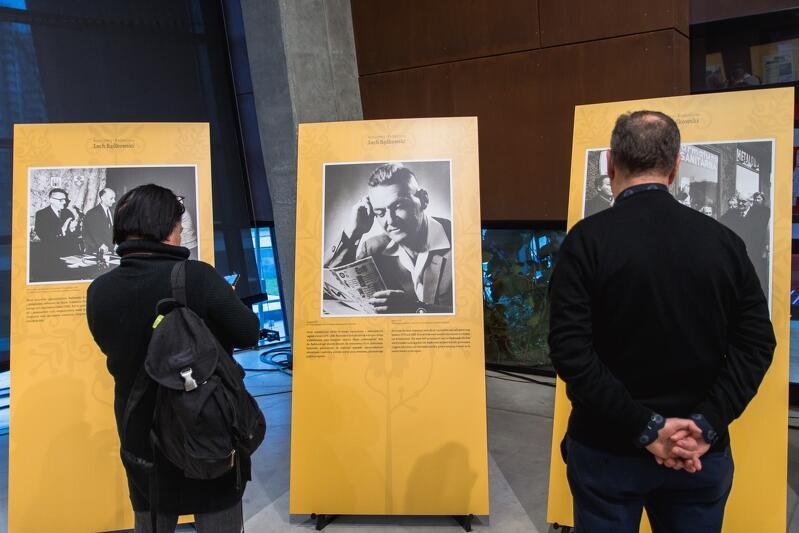 Na początku bieżącego roku zorganizowano wykłady i wystawy poświęcone Lechowi Bądkowskiemu oraz jego działalności