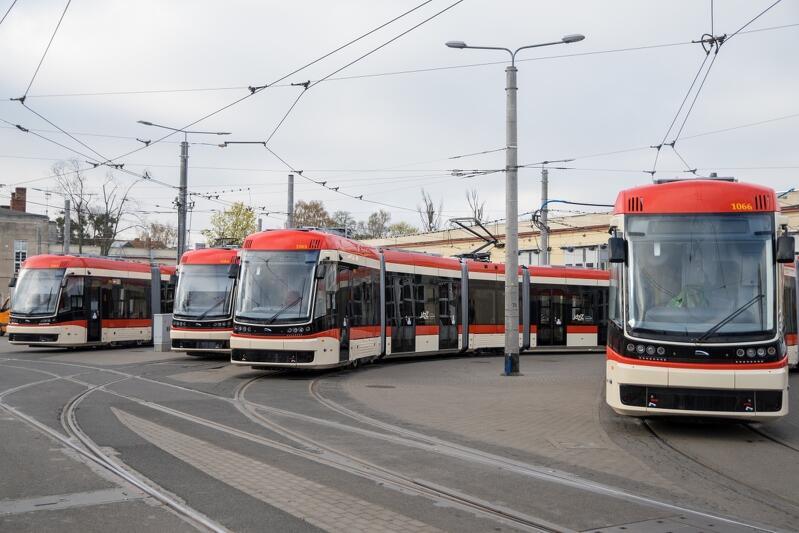 Realizacja pierwszej transzy - 15 z 30 zamówionych przez Gdańskie Autobusy i Tramwaje pojazdów dobiega końca