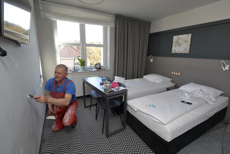 Większość gości, gdy nastała epidemia, odwołało rezerwacje... Z So Stay Hotel korzystali głównie goście zagraniczni