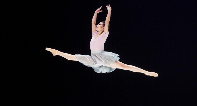 Sayaka Haruna w Gali baletowej L'UNIVERS DE LA DANSE. Tak świętowano Międzynarodowy Dzień Tańca w Operze Bałtyckiej w 2018 roku
