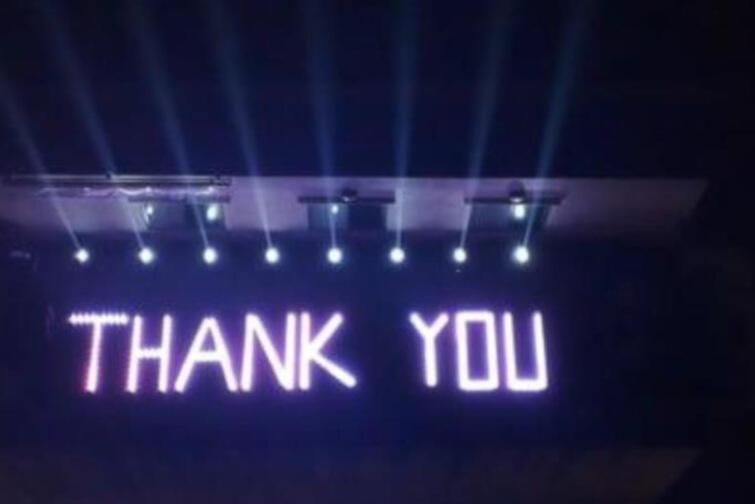 """#LightTheSky to akcja odbywająca się w całej Polsce, ale jej początków należy szukać za granicą. """"Dziękujemy"""" - taki napis przygotowało Studioseven na Malcie"""
