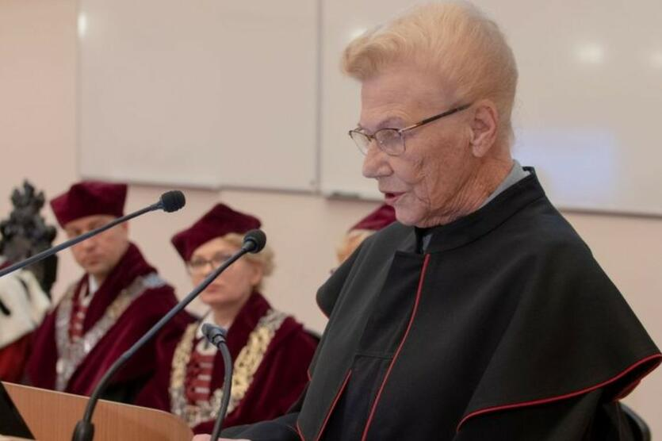 Uroczystość nadania tytułu honorowego profesora Gdańskiego Uniwersytetu Medycznego, 28 VI 2019