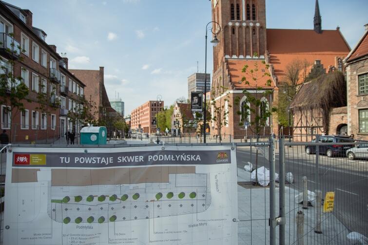 Rada Miasta Gdańska jednogłośnie zaakceptowała nazwę, o której nadanie wnioskowała prezydent Aleksandra Dulkiewicz
