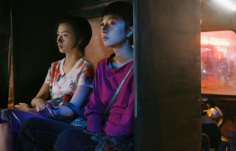 JEZIORO DZIKICH GĘSI, reż Yi'nan Diao ( Czarny węgiel, kruchy lód ), Chiny, Francja / 2019 / 117 min. Pokazy online, w czwartek i piątek, 14 i 15 maja o godz. 19