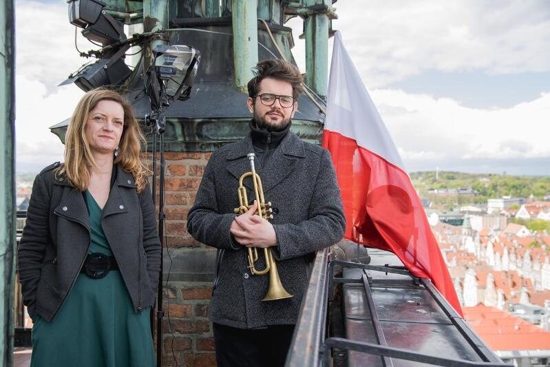 Monika Kaźmierczak, Emil Miszk