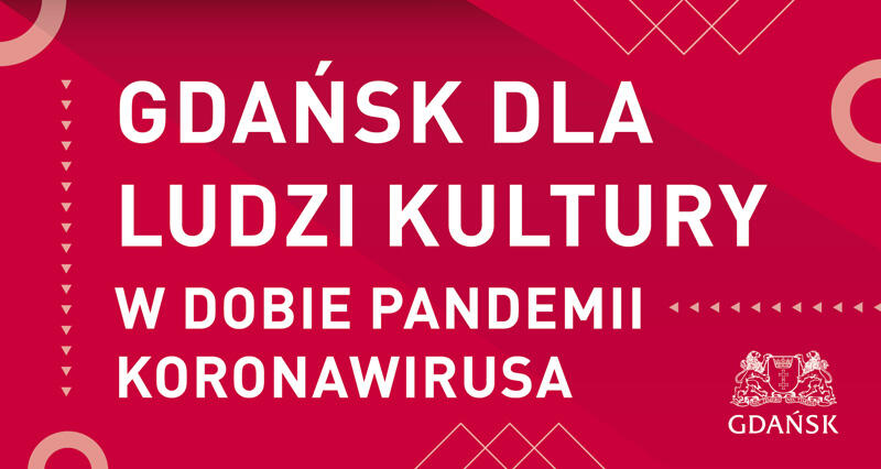 Działania Miasta Gdańska na rzecz ludzi kultury