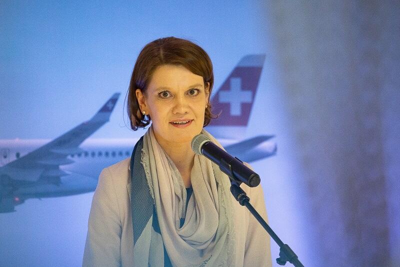 Katarzyna Gruszecka-Spychała, z-ca prezydenta Gdyni i współprzewodnicząca Komisji ds. społeczno-gospodarczych OMGGS