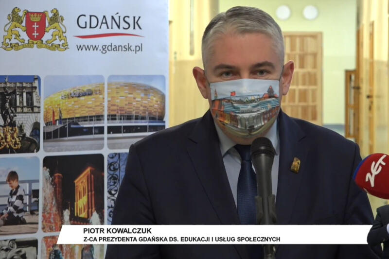 Prezydent Piotr Kowalczuk odniósł się do raportu podczas konferencji prasowej, która odbyła się we wtorek, 19 maja
