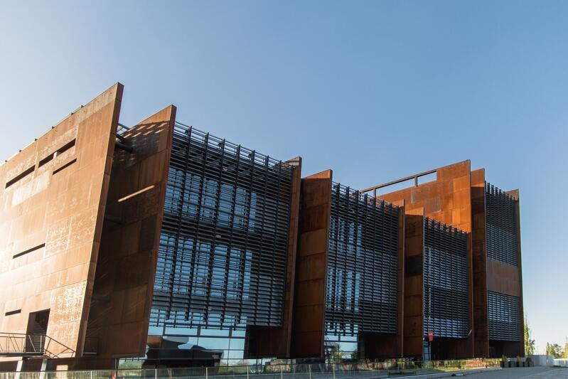W Europejskim Centrum Solidarności wśrodę, 27 maja, oroli instytucji muzealnych rozmawiać będą Olga Wysocka, Jacek Friedrich iJacek Suchan