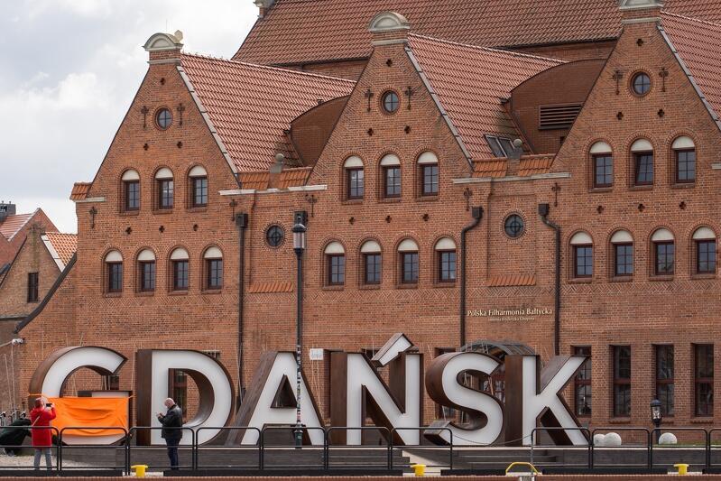 """Konferencja prasowa odbędzie się we wtorek, 26 maja o godzinie 13.00 przy napisie """"Gdańsk"""" na Ołowiance"""