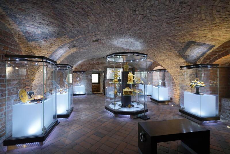 W Zespole Przedbramia (popularnie zwanym Katownią) mieści się Muzeum Bursztynu, które w 2021 r. przeniesie się do odnawianego Wielkiego Młyna