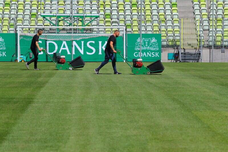 Stadion Energa Gdańsk to obiekt, na którym można śmiało rozgrywać spotkania o randze międzynarodowej