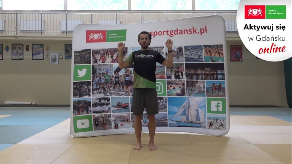 Łukasz Marszałkowski: - Ściągamy łopatki i wydech