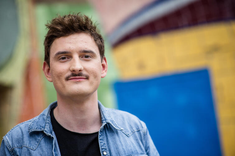 Dawid Podsiadło mówi, że chętnie da mega koncert na Stadionie Energa Gdańsk, ale rok wcześniej niż planował - zabawa zdecydowanie tak, ale bezpieczna, gdy koronawirus już sobie pójdzie