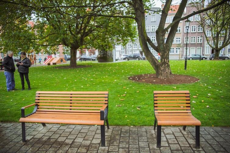 Rady Dzielnic przeznaczają swoje środki budżetowe m.in. na zakup miejskich mebli i różnego rodzaju udogodnienia wprowadzane w przestrzeni publicznej