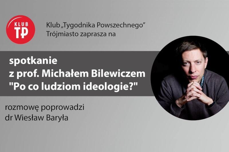 Prof. Michał Bilewicz jest psychologiem społecznym i publicystą. Obszar jego zainteresowań to m.in. psychologia stosunków międzygrupowych oraz badania stereotypów i uprzedzeń