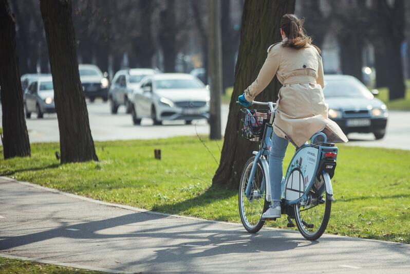 Mevo 1.0 - przynajmniej 25 proc. rowerów ze `starego` systemu, którymi dysponuje OM GGS ma być częścią floty Mevo 2.0