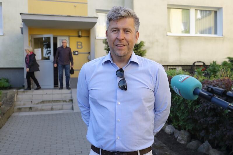 Bartosz Piotrusiewicz, prezes Gdańskich Usług Komunalnych