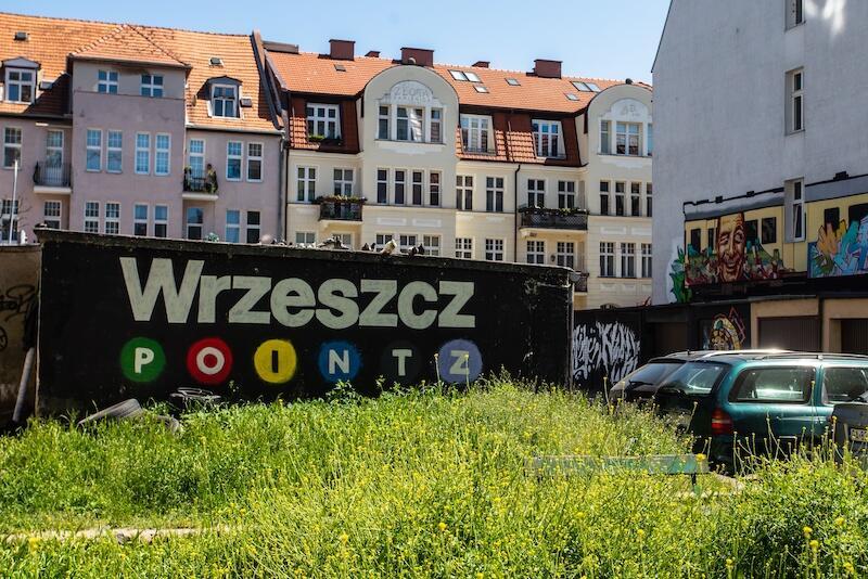 Wrzeszcz Pointz to niezwykła galeria murali, która narodziła się pośród blaszanych garaży
